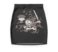 Don Distopio Pencil Skirt