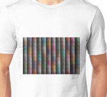 Beautiful Cushions/ Colours Abound Metallic Stripe Unisex T-Shirt