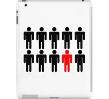 You Are Unique  iPad Case/Skin
