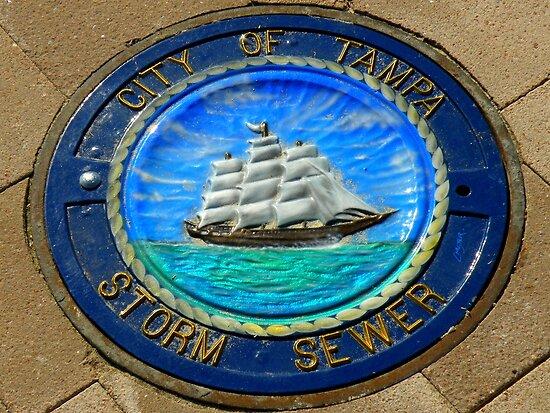Storm Sewer by artisandelimage