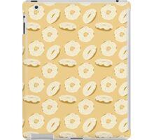 Donuts (Vanilla) iPad Case/Skin