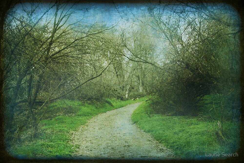 Just Around the Bend by Laurie Search