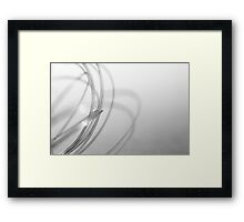 Abstract Macro #141 Framed Print