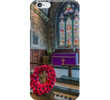 We Will Never Forget iPhone Case/Skin