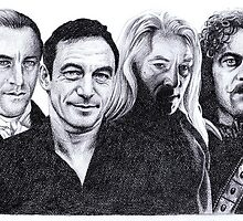 The Many Faces of Jason Isaacs by Rotae