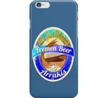 FREMEN BEER OLD SPICE MELANGE  iPhone Case/Skin