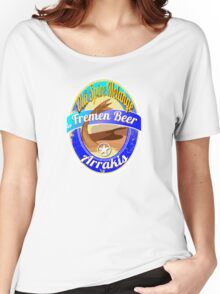 FREMEN BEER OLD SPICE MELANGE  Women's Relaxed Fit T-Shirt