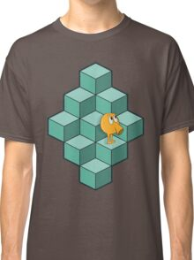 QBert is waiting... Classic T-Shirt