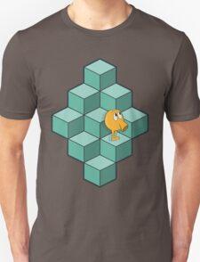 QBert is waiting... Unisex T-Shirt