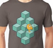 QBert is waiting... Unisex T-Shirt