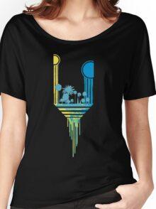 Waterfall Melt Women's Relaxed Fit T-Shirt