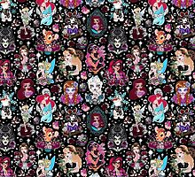 FANGIRL COLLECTION by Miss Cherry  Martini