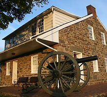 Lee's Headquarters - Gettysburg Pa. by djphoto
