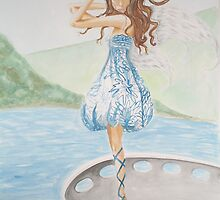 Angel in the Wind by simplyimpish