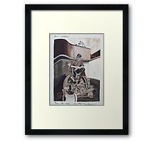 Uncle Lorne and Tashmoo Framed Print