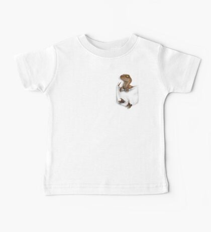 Pocket Protector - Lost World Baby Tee