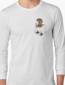 Pocket Protector - Lost World Long Sleeve T-Shirt