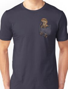 Pocket Protector - Lost World Unisex T-Shirt