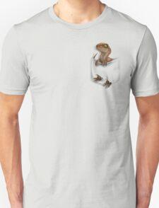 Pocket Protector - Lost World T-Shirt