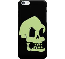 Murray, the invincible demonic skull iPhone Case/Skin