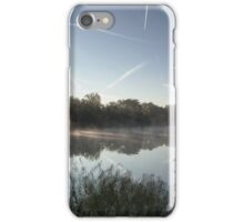 Mapledurham reach River Thames iPhone Case/Skin
