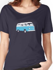 Bay Window Campervan Basic Colours (see description) Women's Relaxed Fit T-Shirt