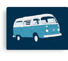 Bay Window Campervan Basic Colours (see description) Canvas Print