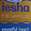 IESHA TEMPLE by SheosArtShop