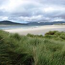 Beach on the Isle of Harris, Hebrides, Scotland by BlueMoonRose