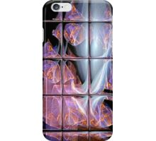 Beyond The Glass Wall iPhone Case/Skin