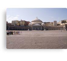 Naples III Canvas Print