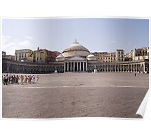 Naples III Poster