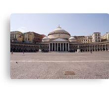 Naples IV Canvas Print