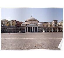 Naples IV Poster
