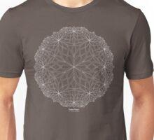 Flower Power [white design] Unisex T-Shirt