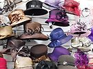 Wall of Hats by Kayleigh Walmsley