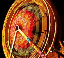 Spinning Wheel by LinneaJean