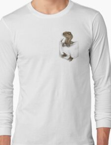 Pocket Protector - Echo Long Sleeve T-Shirt
