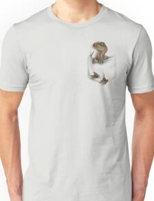 Pocket Protector - Echo Unisex T-Shirt
