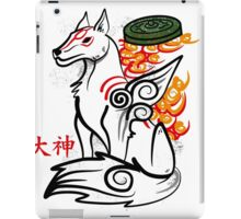 Okami tribute iPad Case/Skin
