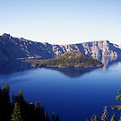 Crater Lake National Park, Oregon, USA by debidabble