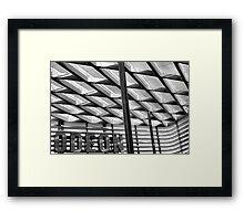 Odeon Framed Print