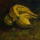 Bananas by Anny Arden