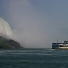 Niagara Falls - Maid of the Mist by klziegler