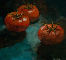 Tomatoes by Anny Arden