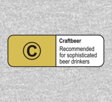 Craftbeer Classification by yeasties
