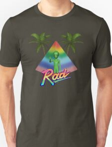 Rad Alien T-Shirt Unisex T-Shirt