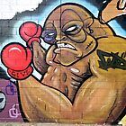 Fighting Graffiti by Richard  Cubitt
