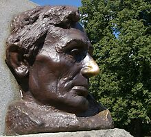 Abraham Lincoln by klziegler