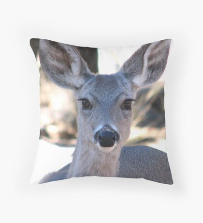 Cous deer Throw Pillow